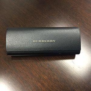 Burberry Sunglasses Black Case